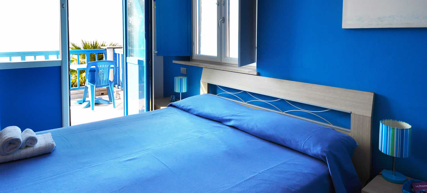 bed and breakfast cagliari mare spiaggia-camere